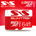 Suntrsi capaity verdadeiro cartão de memória de alta velocidade cartão microsd micro cartão sd de 32 gb classe 10 Microsd de 64 GB Cartão Microsd TF memória