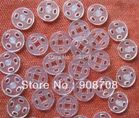 Free Shipping NB0002 Charm Snap Buttons 12 5mm Round Button For Garment 150pcs Shirt Button