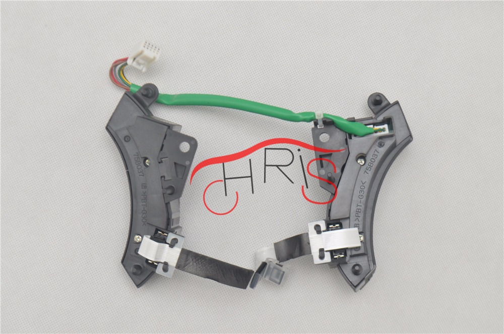 424758020B0 Steering Wheel Cruise Control Radio Audio Switch For Toyota Land Cruiser 2004-2007