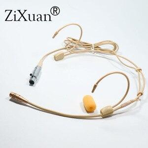 Image 2 - מקצועי אוזן תליית אוזניות Headworn מיקרופון הקבל Hypercardioid מיקרופון עבור Sennheiser Shure אלחוטי מיקרופון מערכת