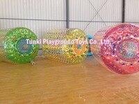 горячая распродажа! красочные надувные Аква ролик для детей и взрослых