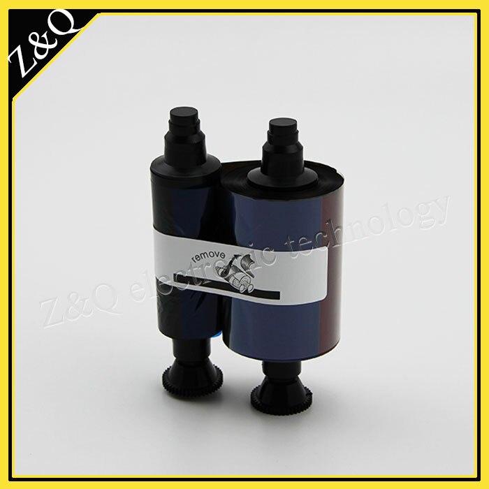 Evolis uyğun R3013 qısa Panel Rəng lenti - id kartı printeri - Ofis elektronikası - Fotoqrafiya 4