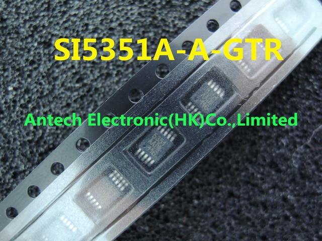5 ШТ. Новый Оригинальный SI5351A-A-GTR SI5351A SI5351 SI 5351 MSOP10