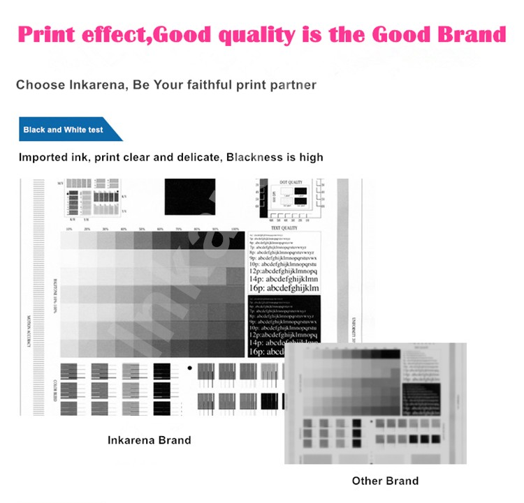 Universal de 4 Colores de Tinta Del Tinte Para HP Kit de Recarga De ...