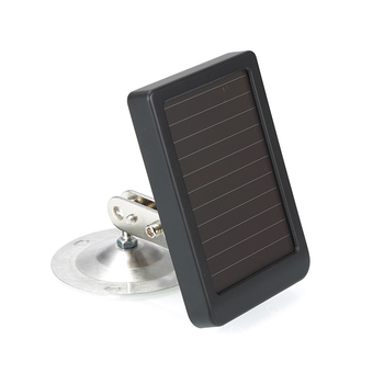 Solar Panel Charger  Hunting Trail Camera Chargers For Only Suntek HC800A HC801A HC800M HC801M HC800G HC801G HC800LTE  HC801LTE 4