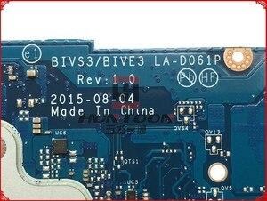 Image 4 - FRU: 5B20K57188 FOR Lenovo E31 80 Laptop Motherboard BIVS3/BIVE3 LA D061P SR2EY I5 6200U DDR3 100% Fully Tested High quality