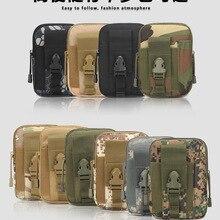 Армейский Кошелек для монет, висячие Сумки, поясной кошелек, нулевой кошелек, пояс, 5, 6 дюймов, чехол для телефона, поясная сумка