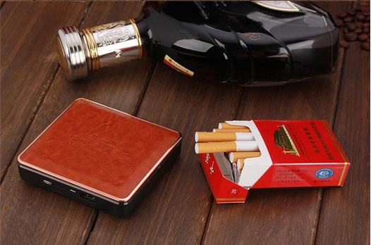 2016 pattern Fashion Cigarette Power Bank 11000mAh High Quality portable battery charger For iphone6 5 5s IOS Android phones