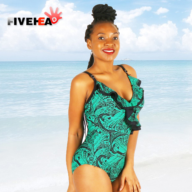 MAMAMIA women swimwear one piece 2018 plus size push up red blue sexy large big size XL-5XL bathingsuit women swimwear swimsuit women one piece triangle swimsuit cover up sexy v neck strappy swimwear dot dress pleated skirt large size bathing suit 2017