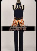 Free Shipping! JoJo's Bizarre Adventure Part 4 Ghirga Narancia Cosplay Costume ,Perfect Custom For you!