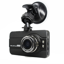 Buy Car dvr 100% original novatek auto camera 1080P 3″ full hd dash cam dvrs video recorder registrator avtoregistrator registrar