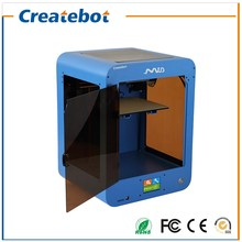 2016 New Promotion Hot sale 3D Printer Createbot Desktop FDM MID 3D Printer with Touchscreen and Single Extruder High Precison