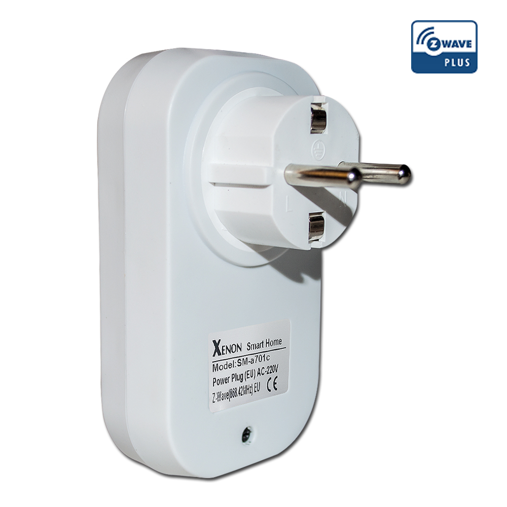 ФОТО EU Power Plug Outlet Compatible With Echo WIFI Wireless Remote Control Smart Home 110-240v