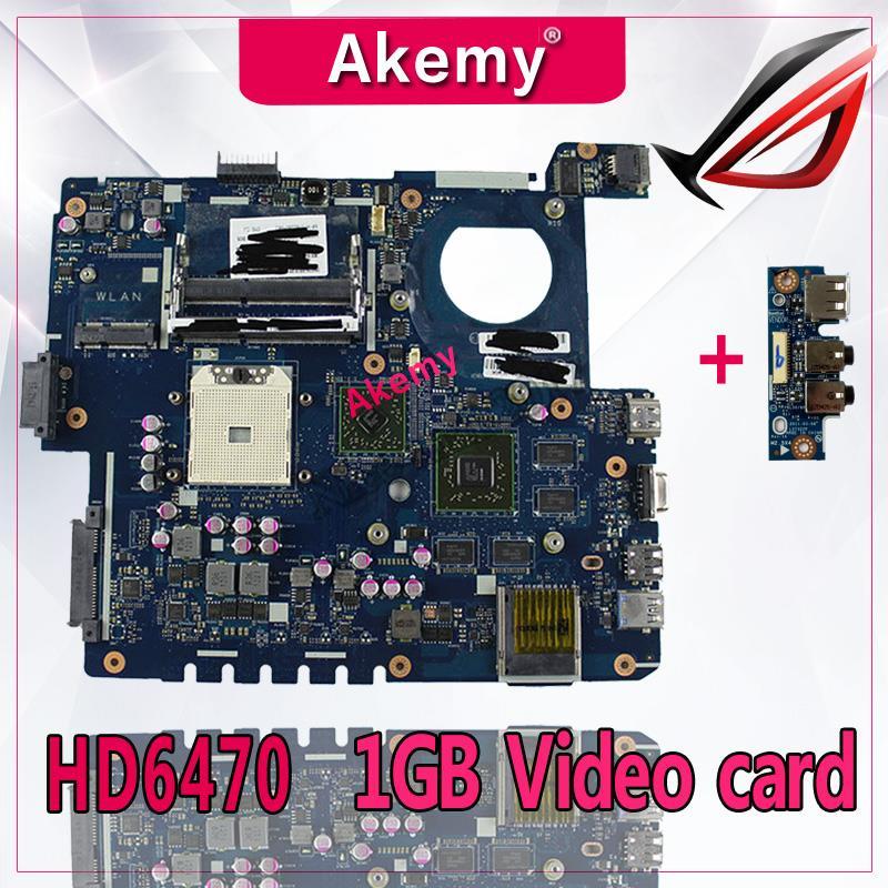 Akemy  usb board+LA-7552P REV:1.0 Laptop motherboard for ASUS K53TA K53TK K53T K53 Test original mainboard 1GB Video card HD6470Akemy  usb board+LA-7552P REV:1.0 Laptop motherboard for ASUS K53TA K53TK K53T K53 Test original mainboard 1GB Video card HD6470