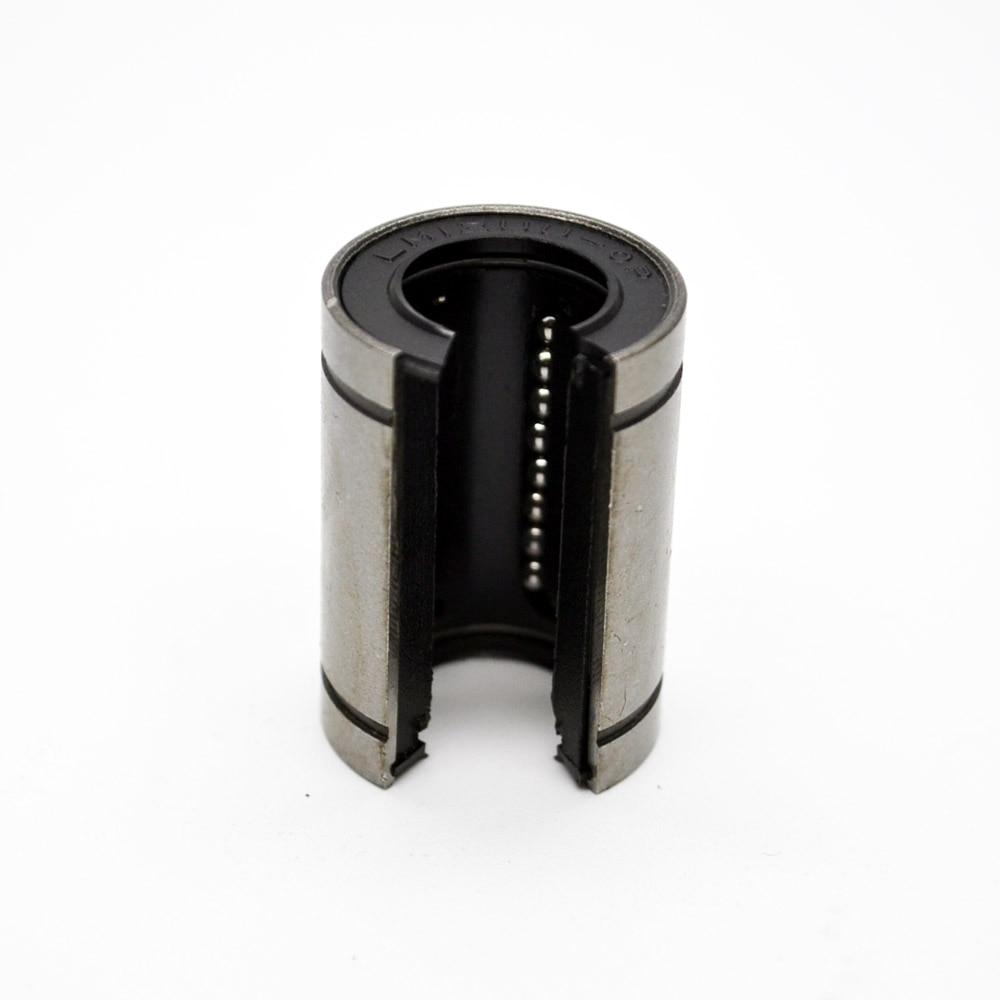 ФОТО 1pc LM50UUOP 50mm Linear Bushing Open Type CNC Linear Bearings Open Type