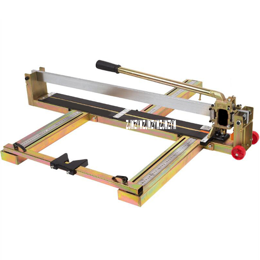 Laser Infrared Manual Tile Cutter All Steel Household Tile Cutter 800mm Ceramic Porcelain Floor Wall Cutting Machine Hand Tools