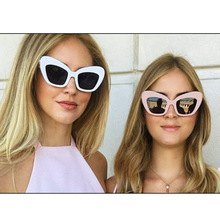 Cat Luxury Brand Design Women Sunglasses 2018 Shades for Eye Vintage Sun Glasses Lday Top Sellers