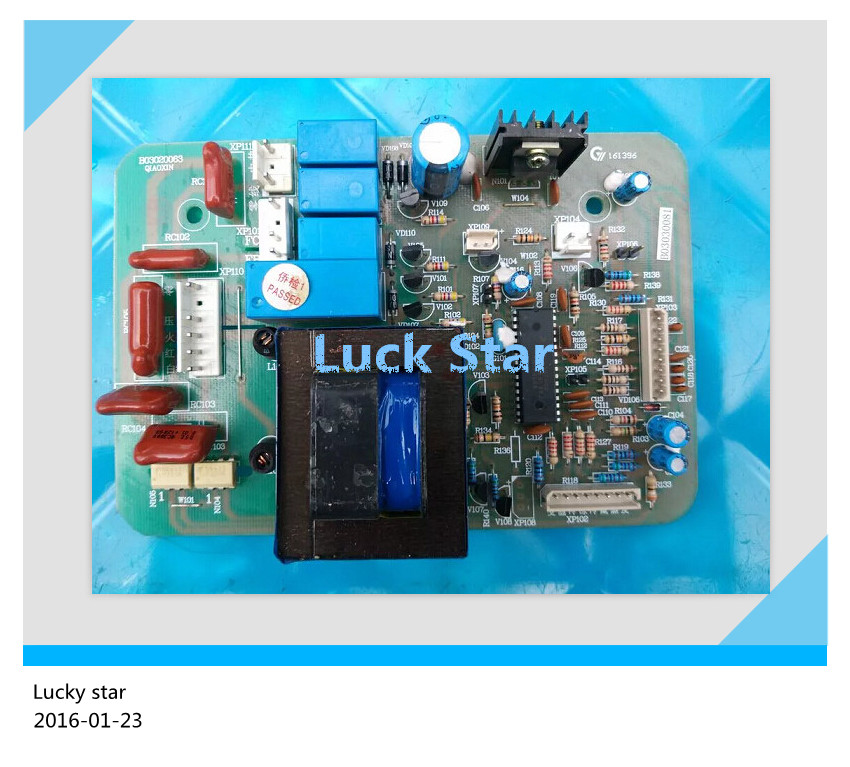99% new for Hisense refrigerator computer board circuit board BCD 242TDe 262TDe B03020063 B03030081 board good working|Refrigerator Parts|Home Appliances - title=