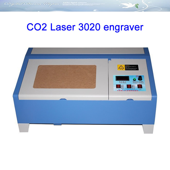 Free ShipTo Russia, No Tax! LY 3020/2030 CO2 Laser Engraving Machine, laser engraver with digital function and honeycomb,newest! ly 6040 pro 50w high speed laser engraver support off line control to russia free tax