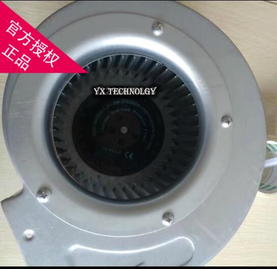 New original FS133C0000 220V double inlet centrifugal fan high temperature mechanical equipment the exhaust fan fs v21rp original