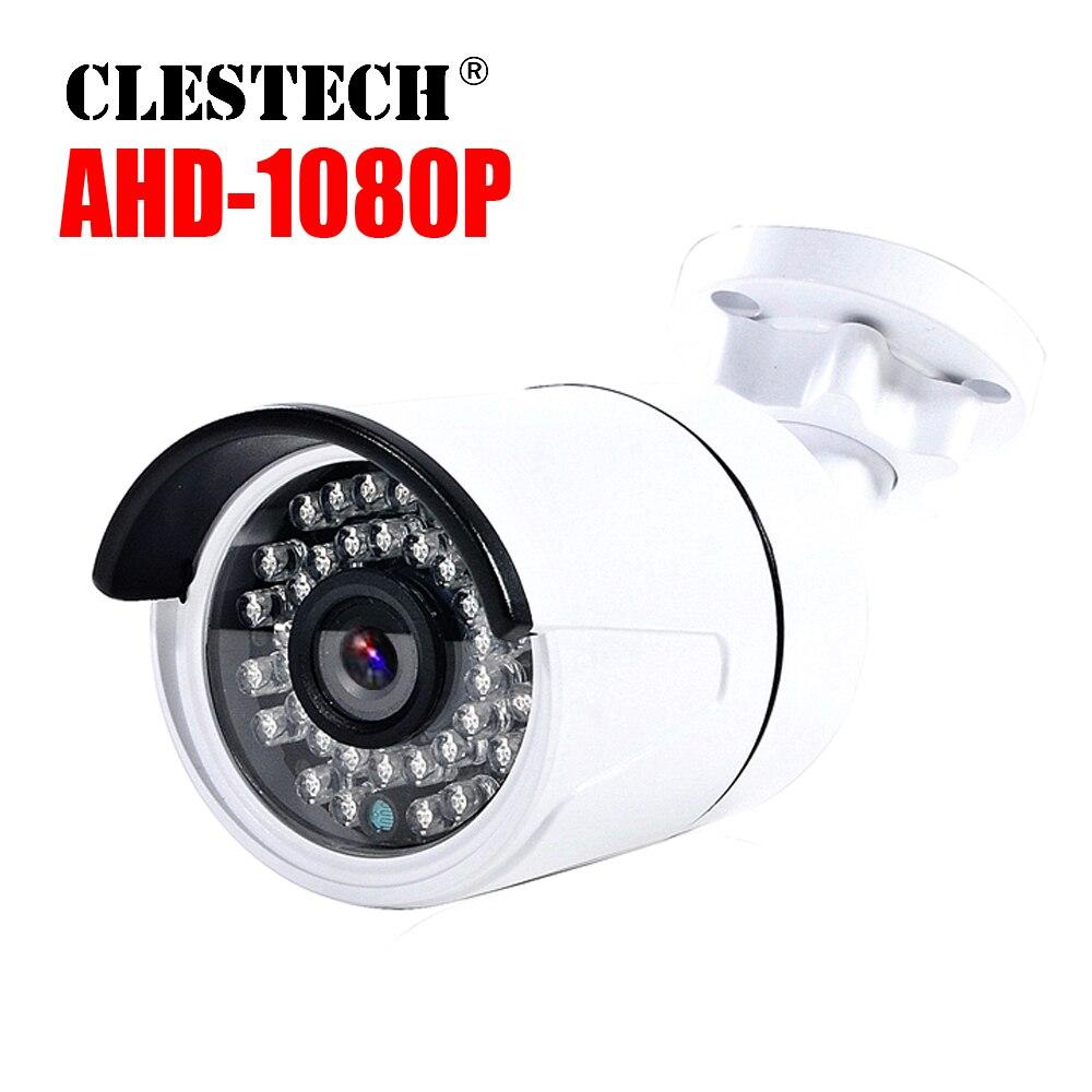 11.11Big Venda 720 P/960 P/1080 P 2.0MP TODOS COMPLETA AHD Câmera de CCTV 36led Outdoor ip66 à prova d' água infravermelho Bala color Digital Vidicon