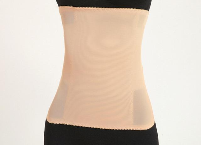 780c5d7782e07 Men Women Invisible Tummy Trimmer Slimming Belt Girdle Waist Trimmer Shaper  Slim Lift Body Waist Cinchers Thinner Seen On TV