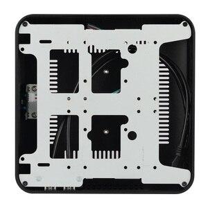 Image 5 - ใหม่L80 คอมพิวเตอร์กรณีอลูมิเนียมแชสซีเดสก์ท็อปเมนบอร์ดสำหรับเกมแชสซีDIY MINI ITXกรณี