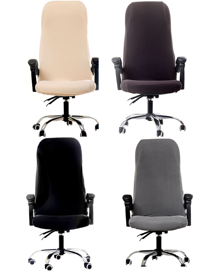 Office Stretch Spandex Chair Cover 2
