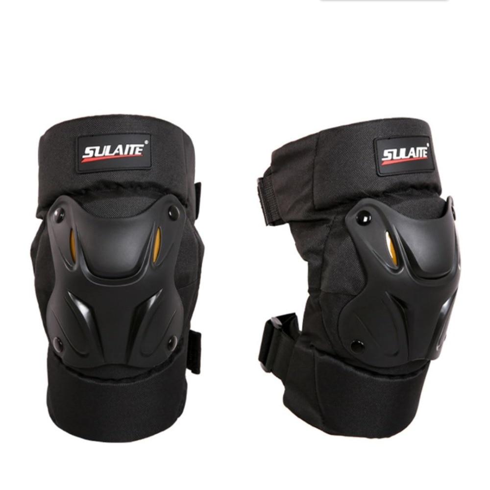 SzBlaZe для взрослых EVA жесткий шил спортивные наколенники протектор мотоцикла Велоспорт роликовое катание на лыжах Сноуборд Открытый Спорт Kneecap