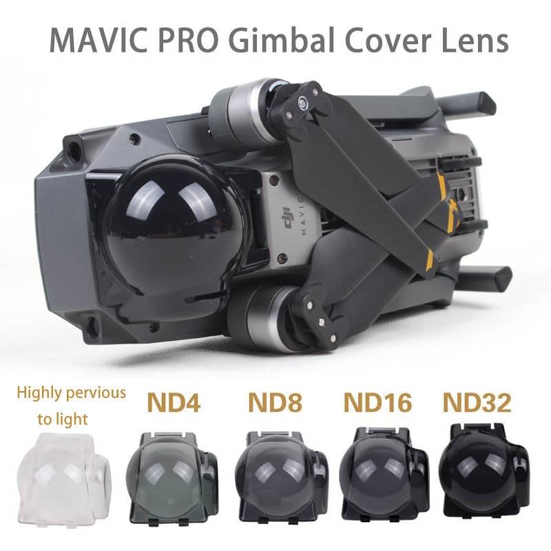 Gimbal Kameraöverdrag Objektivskyddskåpa med ND4 ND8 ND16 ND32 - Kamera och foto