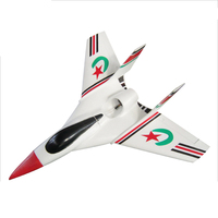 Free shipping RC concept 50 EDF EPO Ducted fan 50mm Ducted plane Airplane frame kit only remote control plane for hobby model
