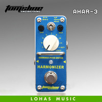 Popular AROMA AHAR 3 HARMONIZER Pitch Shifter Guitarra Effect Pedal Modulation Full Metal Shell True Bypass