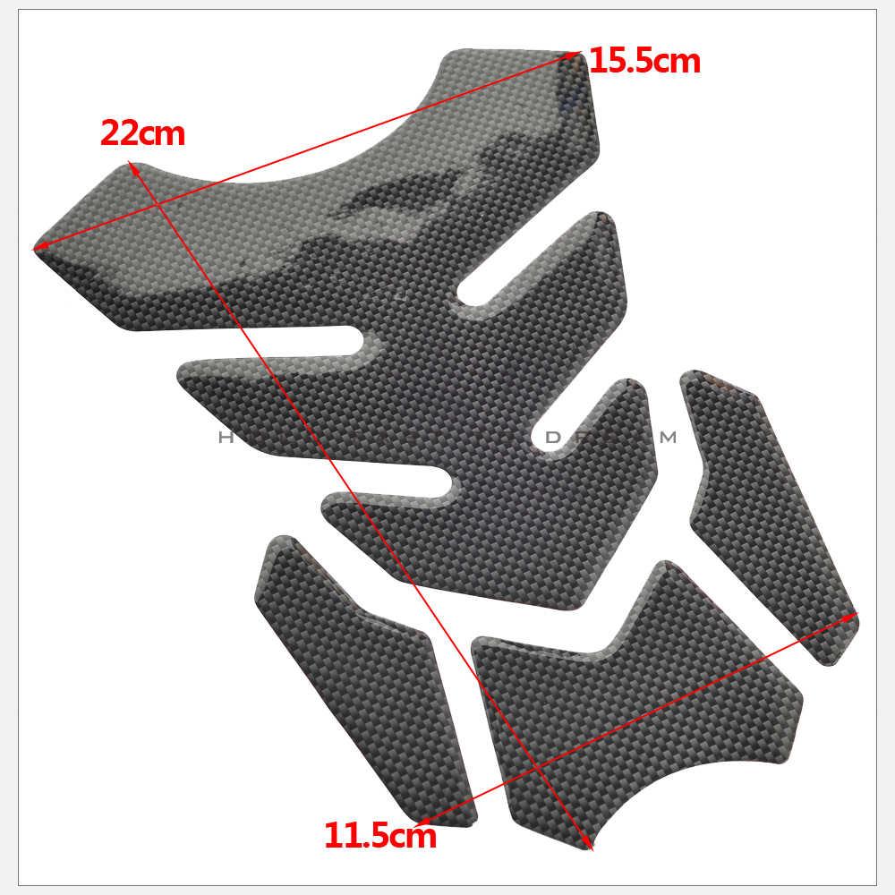 3d adesivos da motocicleta tanque almofada protetor de corrida caso adesivo para yamaha mt07 mt09 mt10 suzuki kawasaki z800 z750 z900 z1000