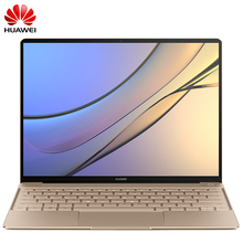 In Stock! 13.0 inch Huawei MateBook X Intel Core i7-7500U 8GB RAM 512GB SSD Notebook Windows 10 IPS 2160x1440 Fingerprint Laptop