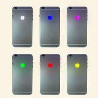 Phonefix 16 tipo colorido luz logotipo cabo flexível legal voltar iluminação led logotipo para iphone 6 6 p 6 s 6sp 7 7 p peça de substituição|Conjuntos ferramenta manual| |  -