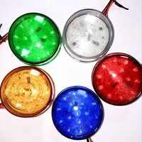5 color Strobe light for security alarm system Signal Warning Light LED Lamp Flashing Light