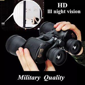 Image 4 - Baigish 20X50 Big Eyepiece Wide Angle Zoom Lll Night Vision Binoculars Outdoor Professional Military Travel Binocular