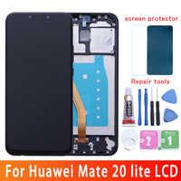 """6.3 """"Per huawei mate 20 lite schermo LCD display touch digitizer SNE-LX1 SNE-L21 SNE-LX3 SNE-LX2 L23 lcd per huawei mate 20 lite"""