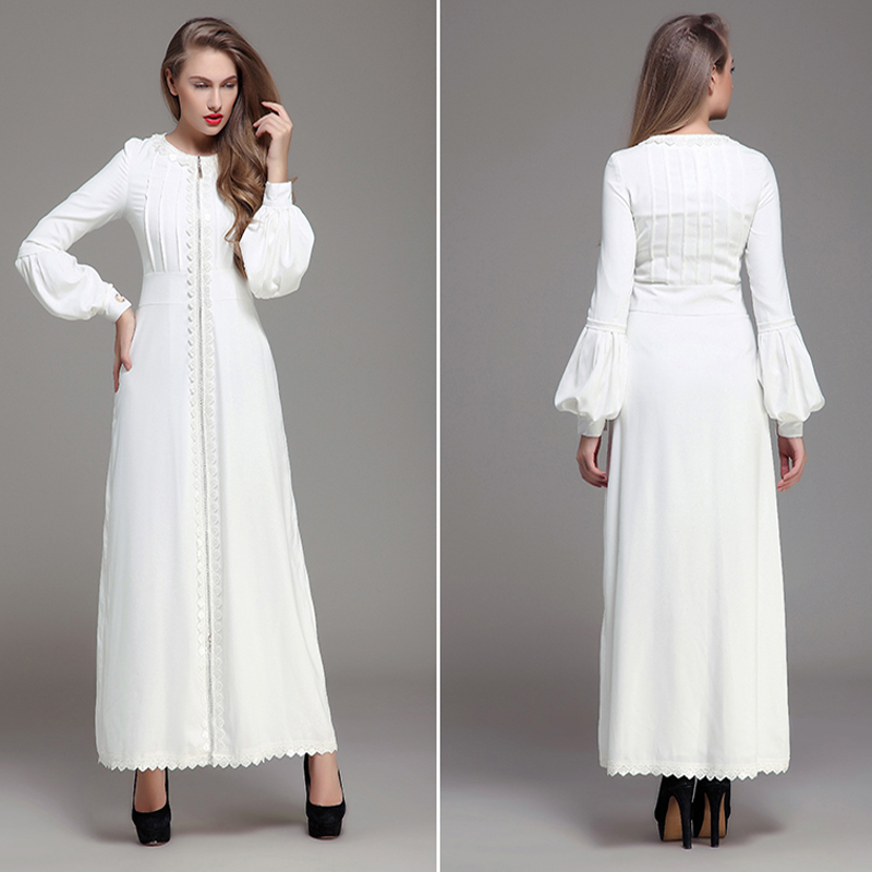 Buy 2016 High Good Quality Latest Arab Muslim Fashion Dubai Dress Design Zip