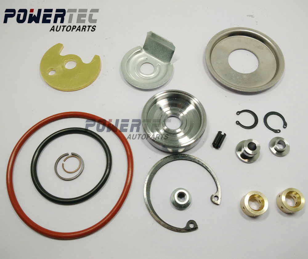 Kit de reparación de turbocompresor para MITSUBISHI PAJERO 4M40 2.8L TF035 49135-03310 turbocompresor Turbo reconstrucción