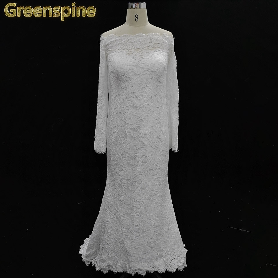 Real Retro Weddings: Clearance Mermaid Lace Wedding Dress Large Size Floor