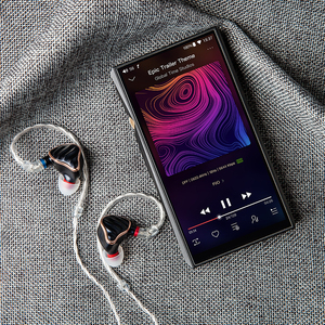 Image 3 - FiiO M11 HIFI музыкальный плеер AK4493EQ * 2 сбалансированный выход/Поддержка WIFI/Air Play/Spotify Bluetooth 4,2 aptx HD/LDAC DSD USB DAC