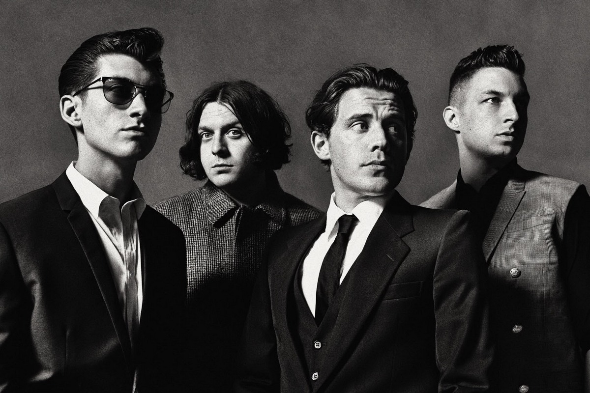 canvas fabric poster custom print arctic monkeys prw007 for wall art room decor home decoration frame available