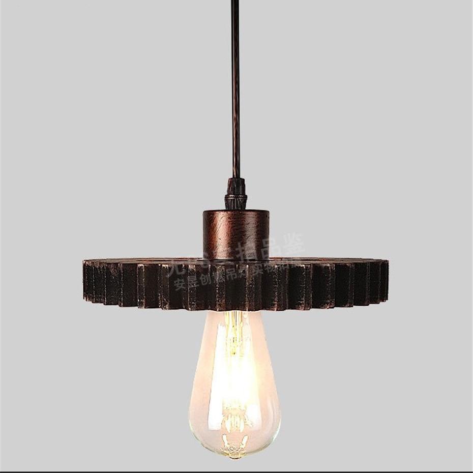 Ipari szélfa felszerelés függesztett lámpa Kreatív vízcsövek - Beltéri világítás