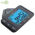 New Automatic Arm Blood Pressure Monitor Digital Ultra-thin Esfingomanometro Tonometer Health Care Pulse Meter Sphygmomanometer