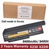 11 1V 94WH Korea Cell Original New Battery For Lenovo Thinkpad X230 X230I X220I X220 45N1029