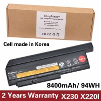 11 1V 94WH Korea Cell Original New Battery For Lenovo Thinkpad X230 X230I X220I X220 45N1029