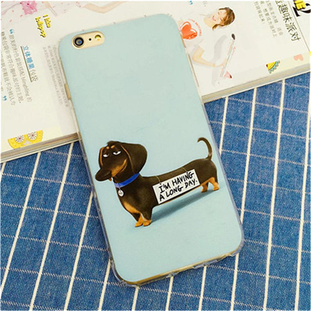 daschund iphone 8 case