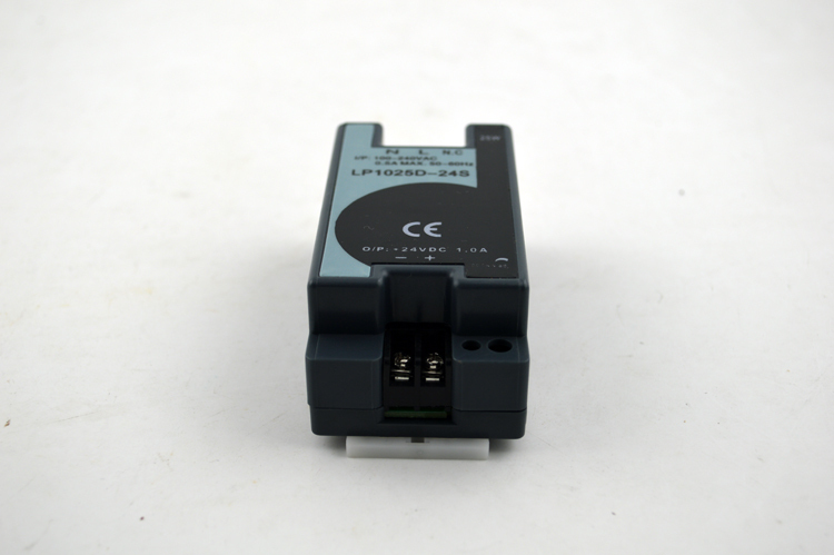 CE zertifiziert 24 V 25 Watt din schienenstromversorgung LP-25-24 schaltnetzteil