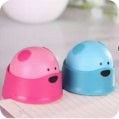 Environmental Protection Without Staple Staple-Free Stapler Mini Cartoon Winnie The Student Office Stapler Finisher